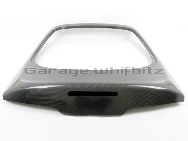 New Product - Garage Whifbitz Supra Carbon Bootlid