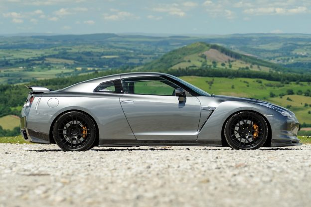 South Wales Nissan R35 GTR Tuning